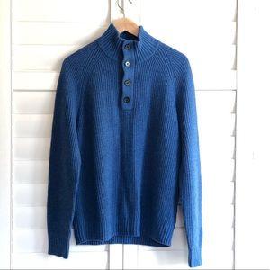 🆕 NWT Banana Republic Men's Merino Wool Sweater